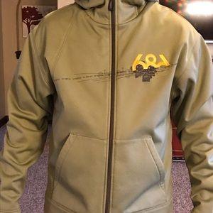 686 Men's Soft Shell Winter Jacket